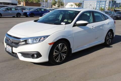 2016 Honda Civic for sale in Loma Linda, CA