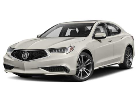 2020 Acura TLX for sale in Riverside, CA
