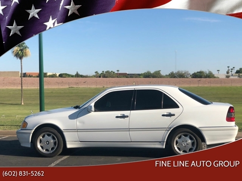 1999 Mercedes-Benz C-Class for sale in Mesa, AZ