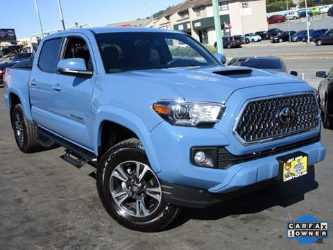 2019 Toyota Tacoma for sale in Daly City, CA