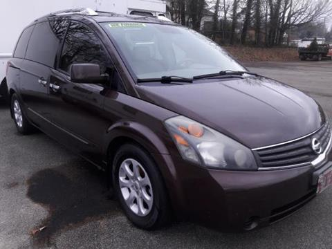 2007 Nissan Quest for sale in Maryville, TN