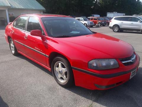 2001 Chevrolet Impala for sale in Maryville, TN