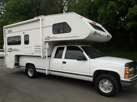 2003 Lance TRUCK CAMPER for sale in Maryville, TN
