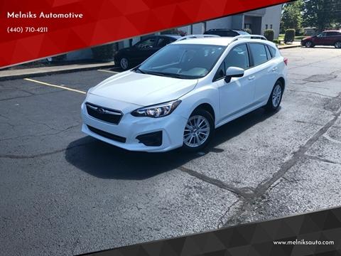 2018 Subaru Impreza for sale in Berea, OH
