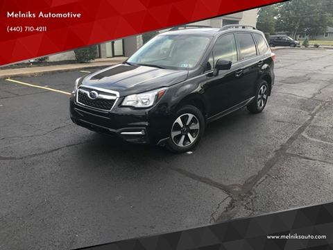 2017 Subaru Forester for sale in Berea, OH