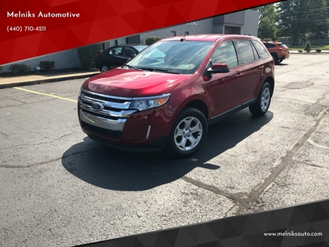 2014 Ford Edge For Sale In Berea Oh