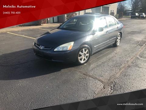 2005 Honda Accord for sale in Berea, OH
