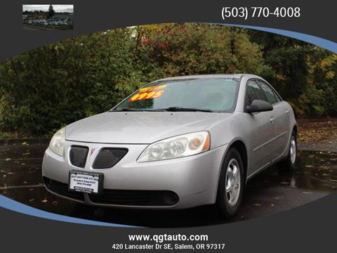 2005 Pontiac G6 for sale in Salem, OR