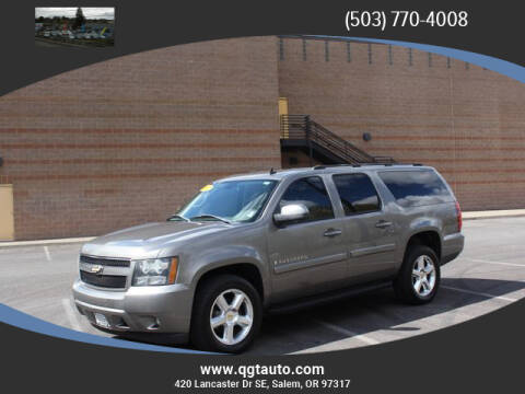 2007 Chevrolet Suburban for sale at Quality Grand Turismo Auto Center in Salem OR