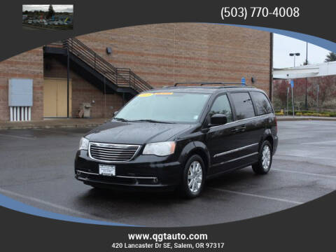 2013 Chrysler Town and Country Touring for sale at Quality Grand Turismo Auto Center in Salem OR