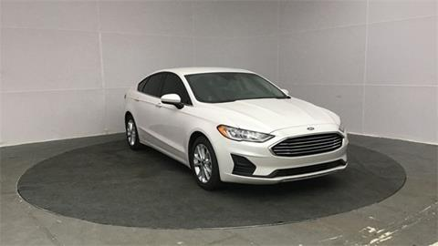 2020 Ford Fusion Hybrid for sale in Port Richey, FL