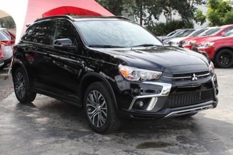 2018 Mitsubishi Outlander Sport for sale in Port Richey, FL