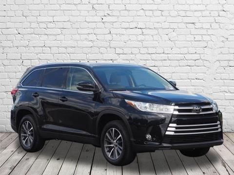 2019 Toyota Highlander for sale in Southern Pines, NC