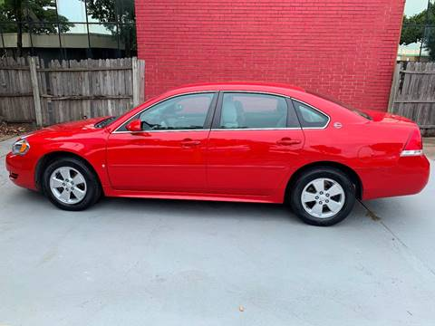 2009 Chevrolet Impala for sale in Bedford, TX