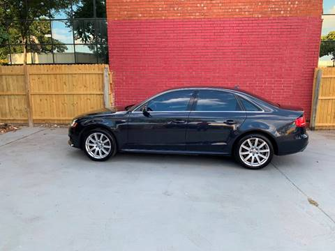 2012 Audi A4 for sale in Bedford, TX