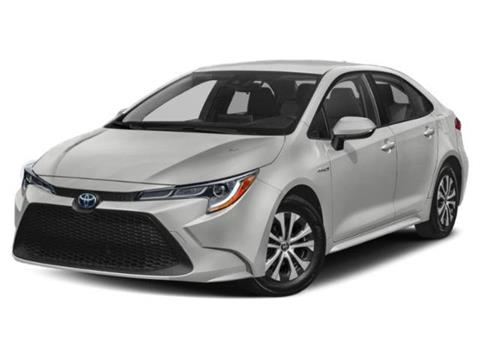 2020 Toyota Corolla Hybrid for sale in Norwalk, CA