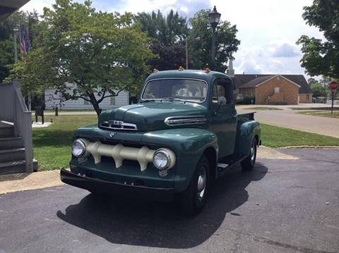 1951 Ford F-100 for sale in Utica, OH