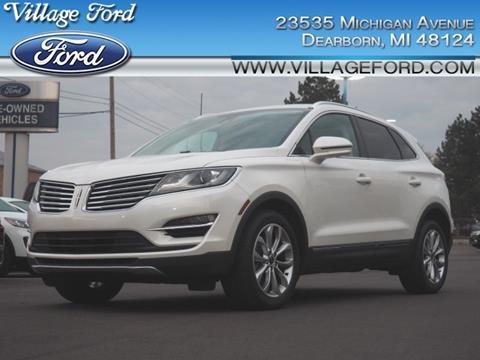 2017 Lincoln MKC for sale in Dearborn, MI