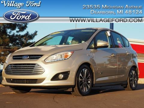 2017 Ford C-MAX Energi Titanium for sale at VILLAGE FORD INC in Dearborn MI