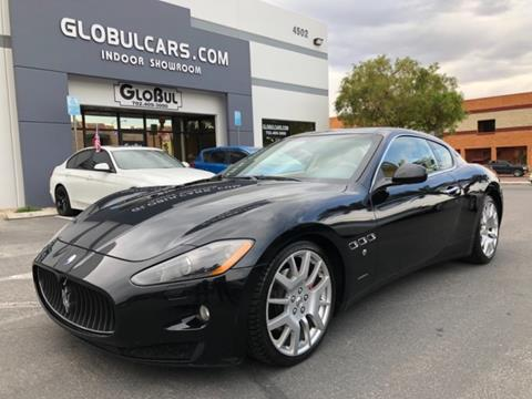 2008 Maserati GranTurismo for sale in Las Vegas, NV
