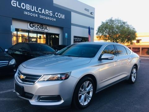 Used 2014 Chevy Impala >> 2014 Chevrolet Impala For Sale In Las Vegas Nv