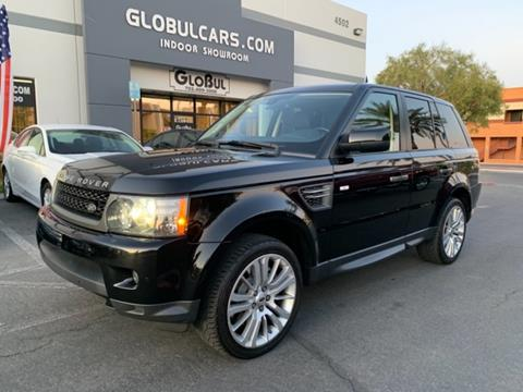 2011 Land Rover Range Rover Sport for sale in Las Vegas, NV