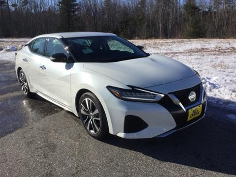 2019 Nissan Maxima for sale in Saco, ME