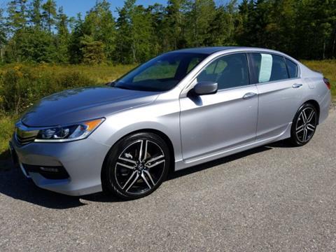 2016 Honda Accord for sale in Saco, ME