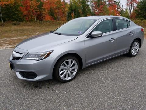 2018 Acura ILX for sale in Saco, ME