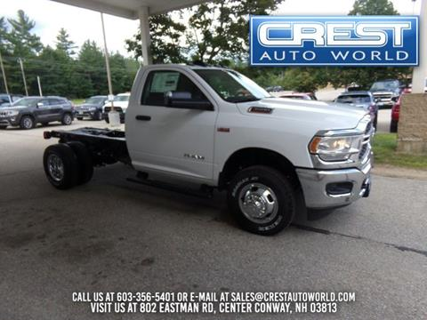 2019 RAM Ram Chassis 3500 for sale in North Conway, NH
