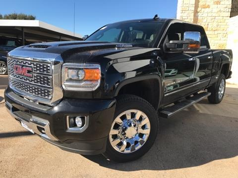 2019 GMC Sierra 2500HD for sale in Graham, TX