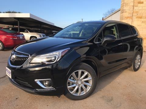 2019 Buick Envision for sale in Graham, TX