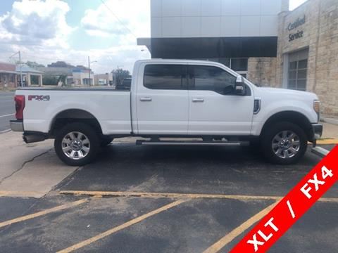 2017 Ford F-250 Super Duty for sale in Graham, TX