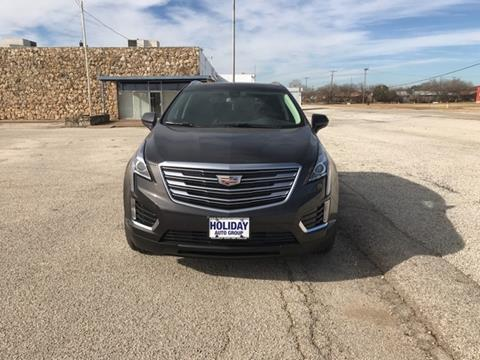 2019 Cadillac XT5 for sale in Graham, TX