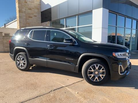 2020 GMC Acadia for sale in Graham, TX
