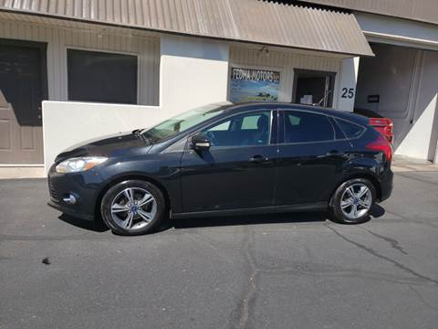 2014 Ford Focus for sale in Tempe, AZ