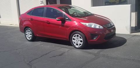 2013 Ford Fiesta for sale in Tempe, AZ