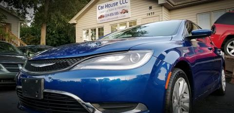 2015 Chrysler 200 for sale in South Elgin, IL
