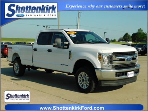 2018 Ford F-350 Super Duty for sale in Indianola, IA