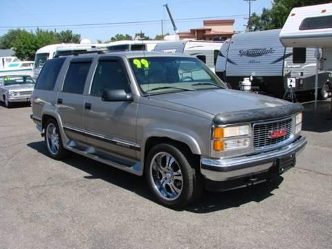 1999 GMC Yukon for sale in Boise, ID