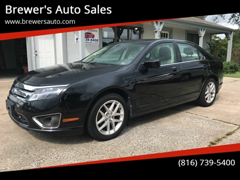 2011 Ford Fusion for sale in Greenwood, MO
