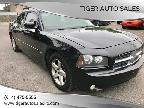 Tiger Auto Sales >> Dodge Charger For Sale In Columbus Oh Tiger Auto Sales