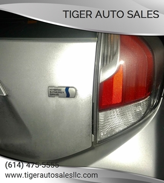 Tiger Auto Sales >> Hatchback For Sale In Columbus Oh Tiger Auto Sales