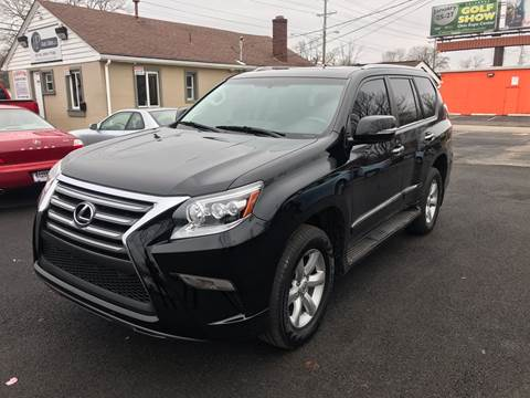 2016 Lexus GX 460 for sale in Columbus, OH