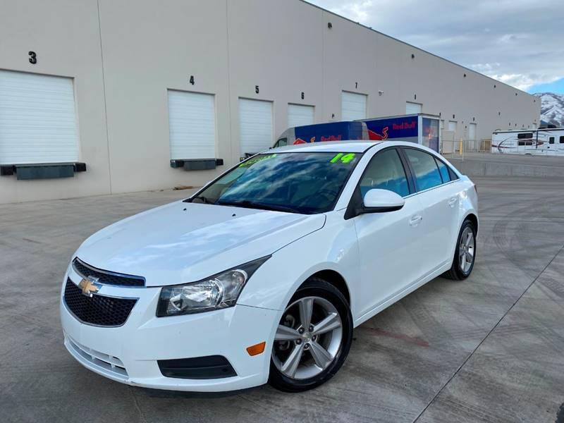 2014 Chevrolet Cruze for sale at Evolution Auto Sales LLC in Springville UT