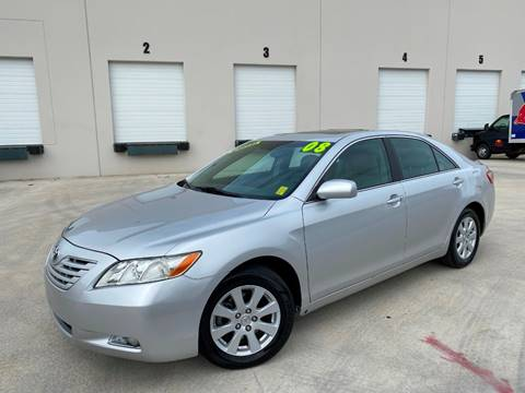2008 Toyota Camry for sale at Evolution Auto Sales LLC in Springville UT