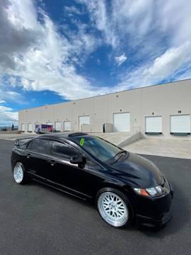 2011 Honda Civic for sale at Evolution Auto Sales LLC in Springville UT