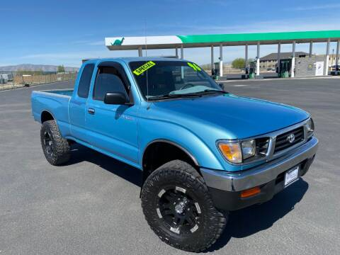 1996 Toyota Tacoma for sale at Evolution Auto Sales LLC in Springville UT
