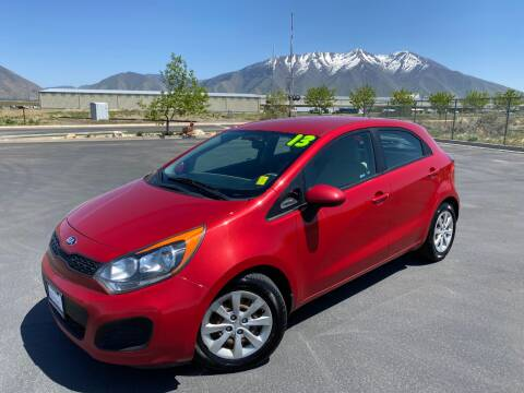 2013 Kia Rio 5-Door for sale at Evolution Auto Sales LLC in Springville UT
