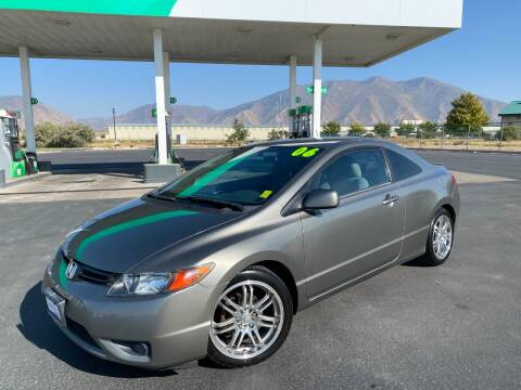2006 Honda Civic for sale at Evolution Auto Sales LLC in Springville UT